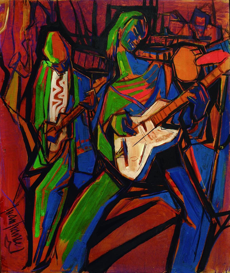 Rock (1970) - Juan Francés Gandía - Juan Francés
