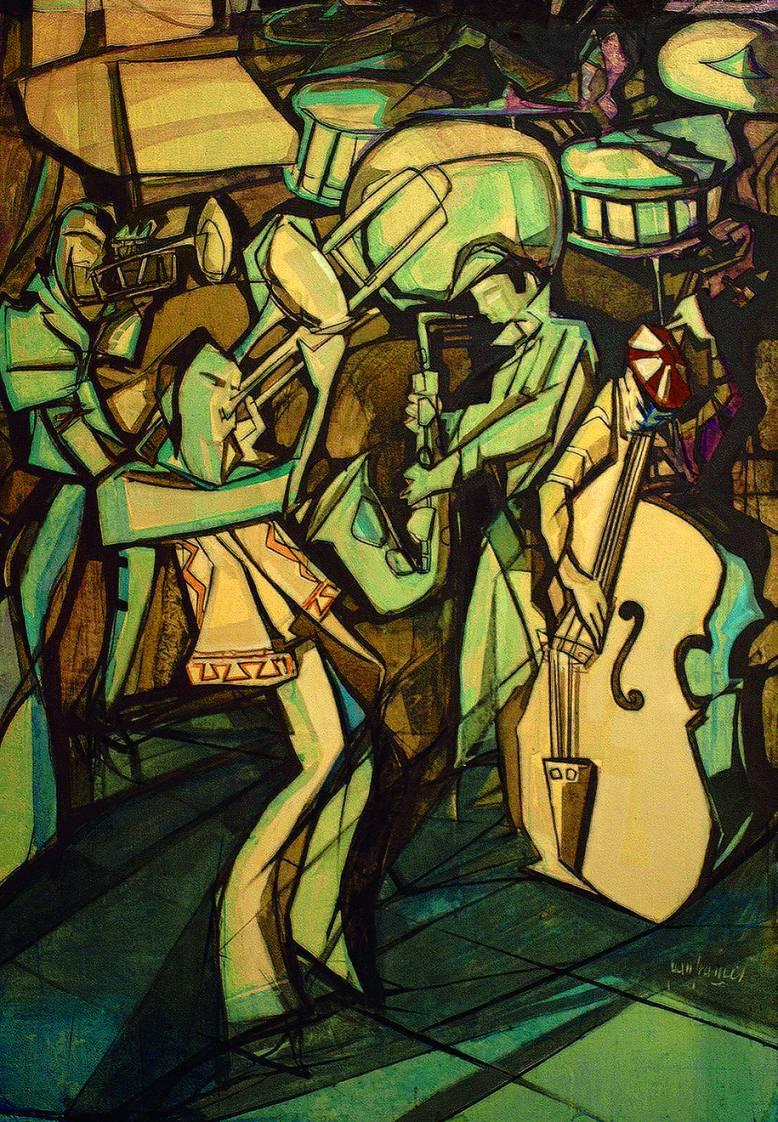 Jazz (1976) - Juan Francés Gandía - Juan Francés