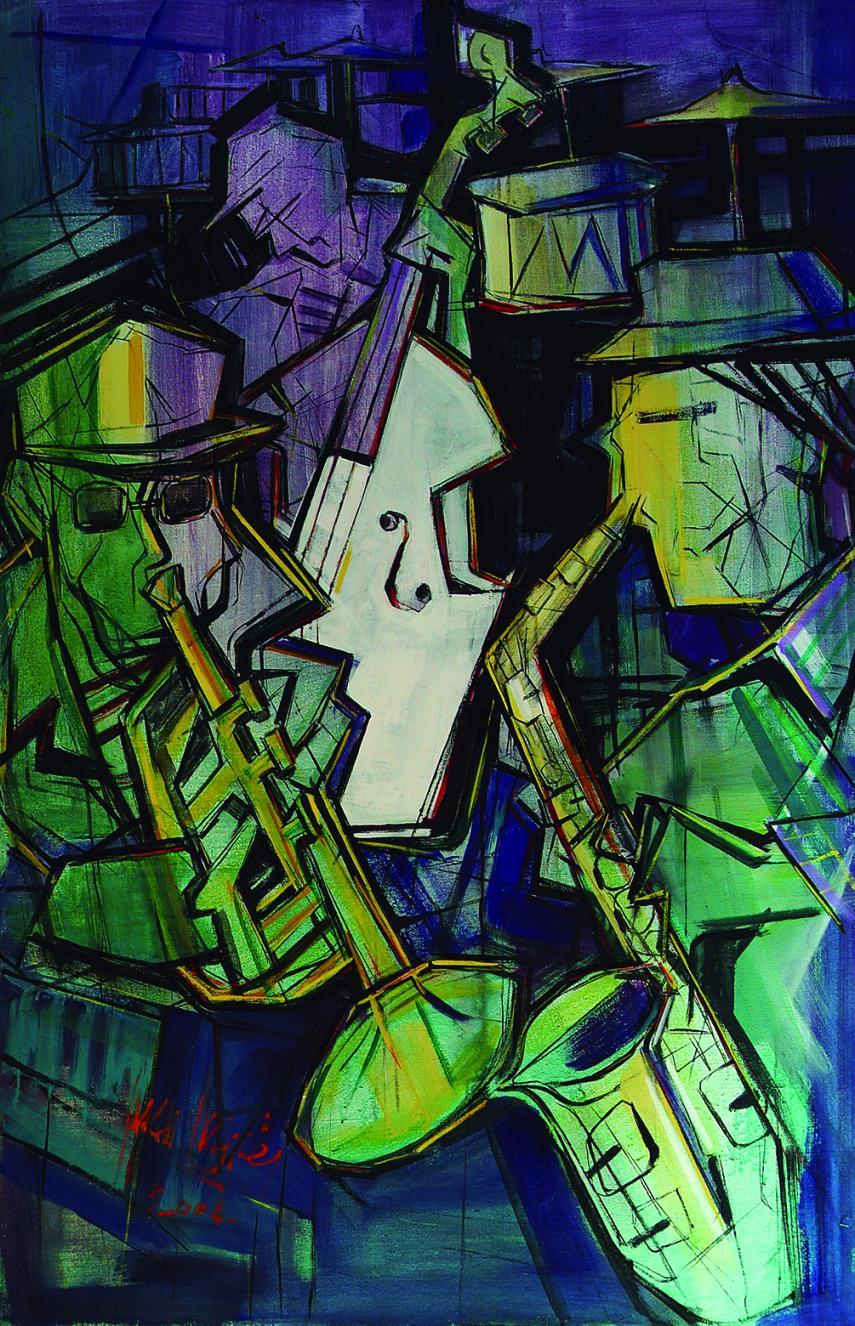 Músicos (1999) - Juan Francés Gandía - Juan Francés