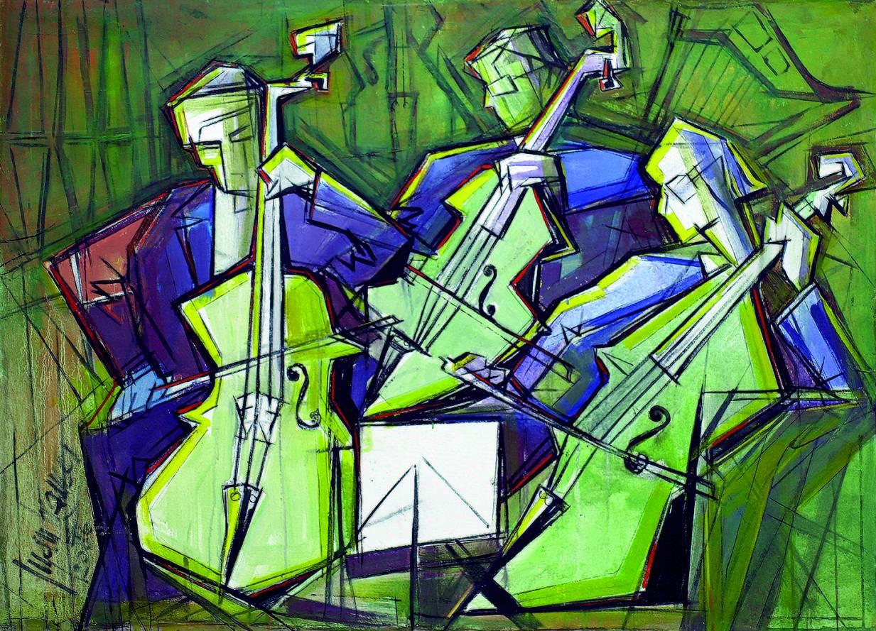 Músicos (2006) - Juan Francés Gandía - Juan Francés