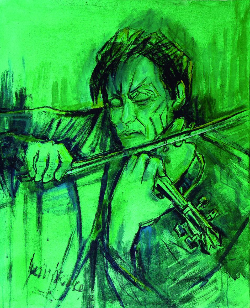 Solista de violín (2006) - Juan Francés Gandía - Juan Francés
