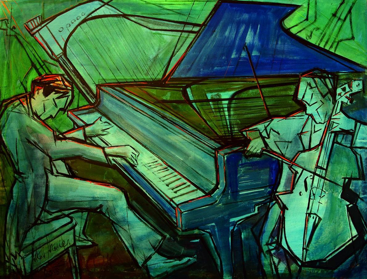 Pianista (2008) - Juan Francés Gandía - Juan Francés