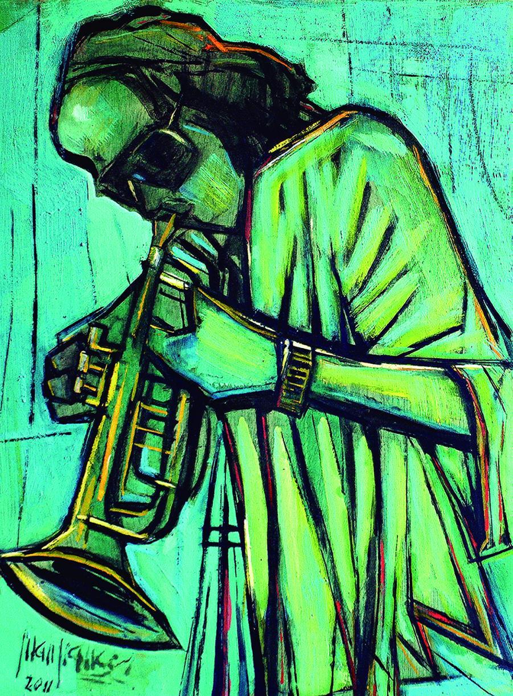 El trompetista (2011) - Juan Francés Gandía - Juan Francés