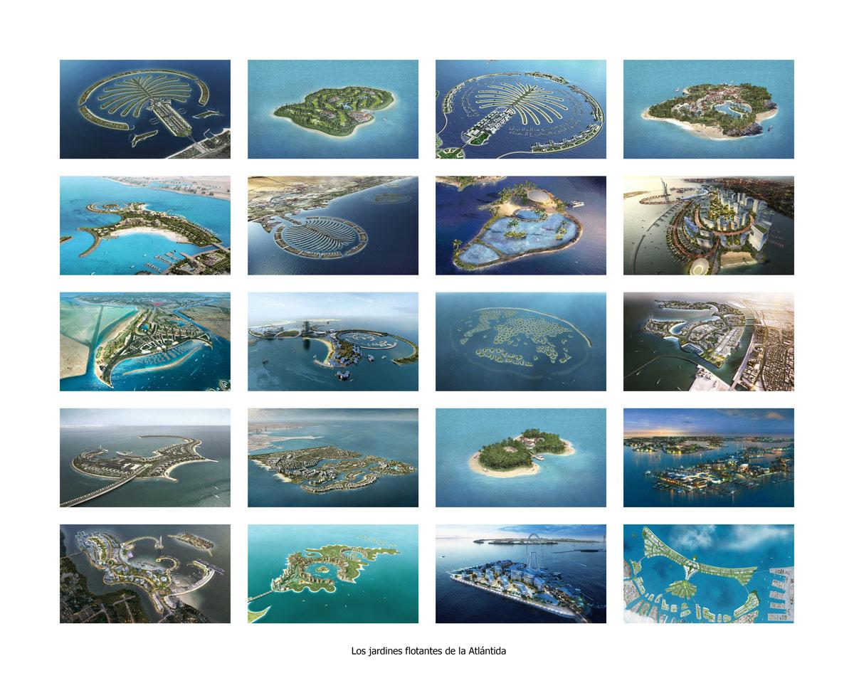 Atlántida. Parte II: Tipologías de una ciudad imaginada