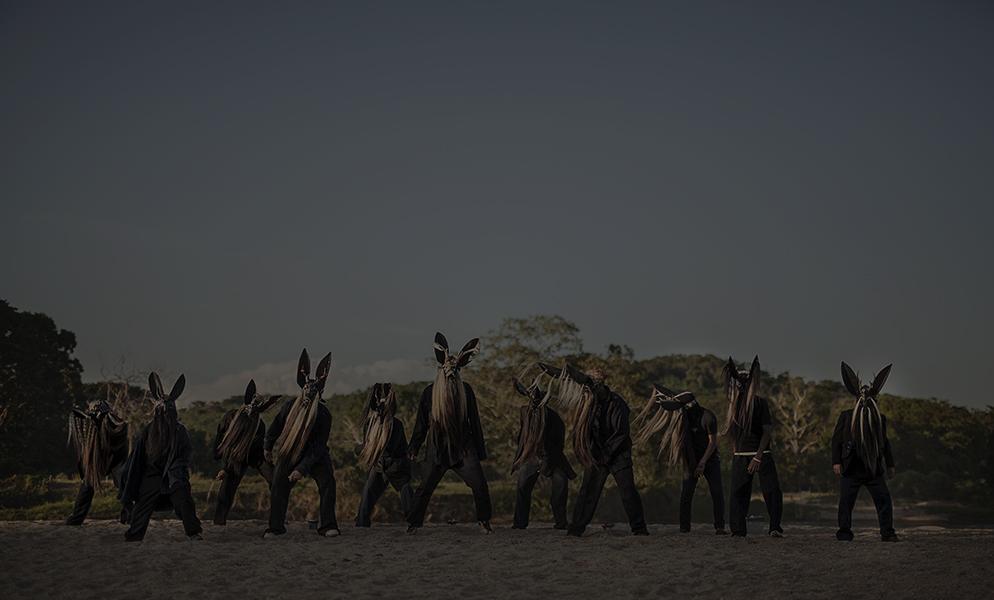 Los Diablos Negros (2015) - Mara Sánchez-Renero