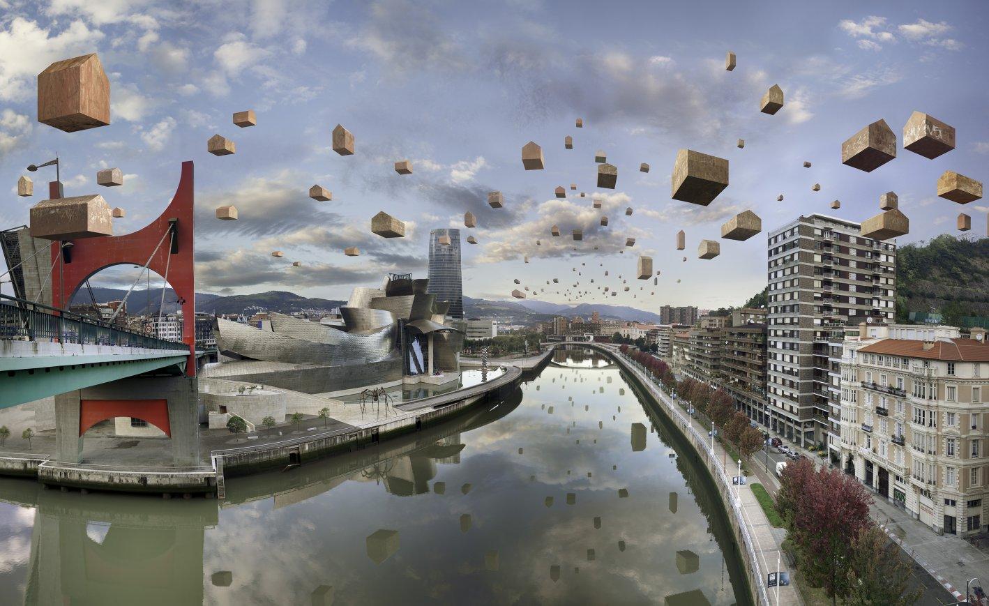 Bilbao (Guggenheim) (2016) - Paco Díaz Salas