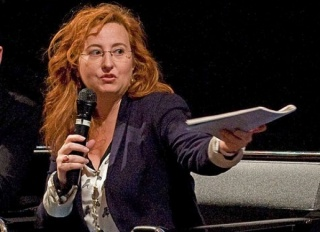 Ana Moreno. Cortesía del Museo Thyssen-Bornemisza
