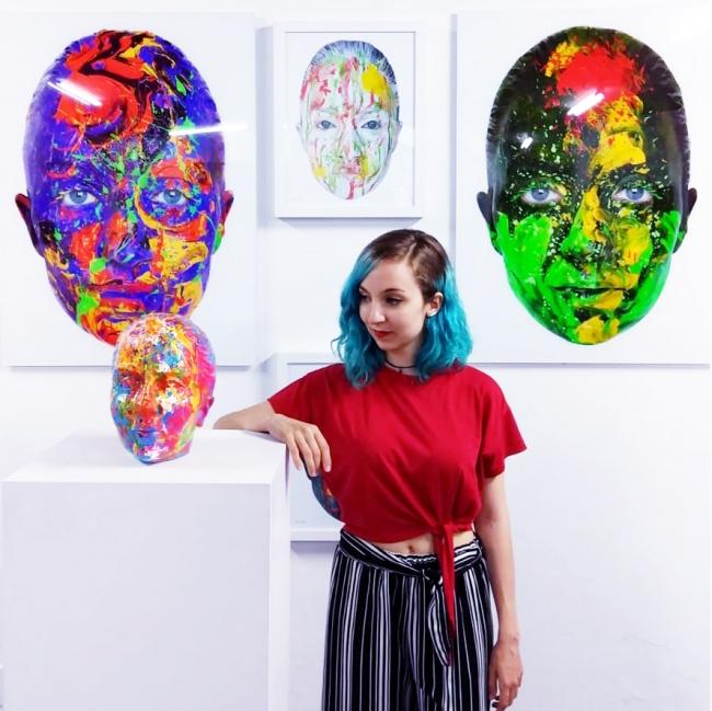 Exposición Elvira Carrasco