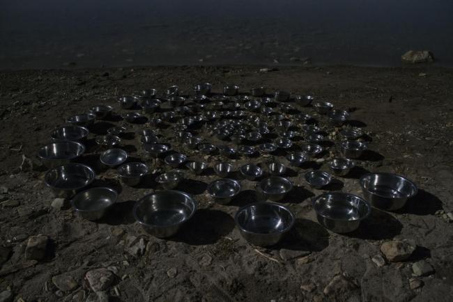 Aldair Indra-Eco de los espejos de agua, agua de estrellas