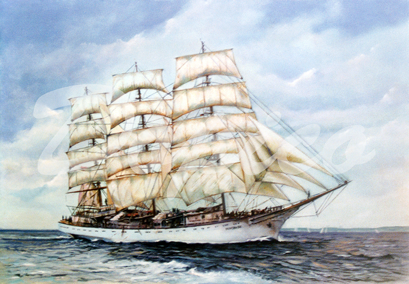 Regata Cutty Sark/Cutty Sark Tall Ships' Race. (1900) - José Castro Dopico
