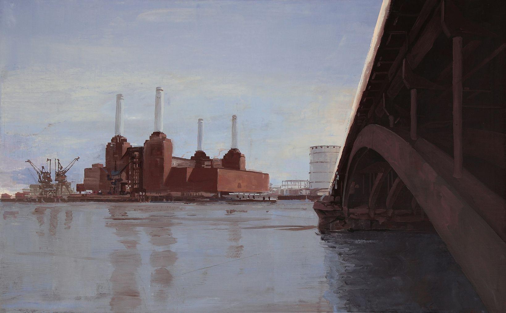Battersea Power Station. Londres (2016) - Joaquín Millán