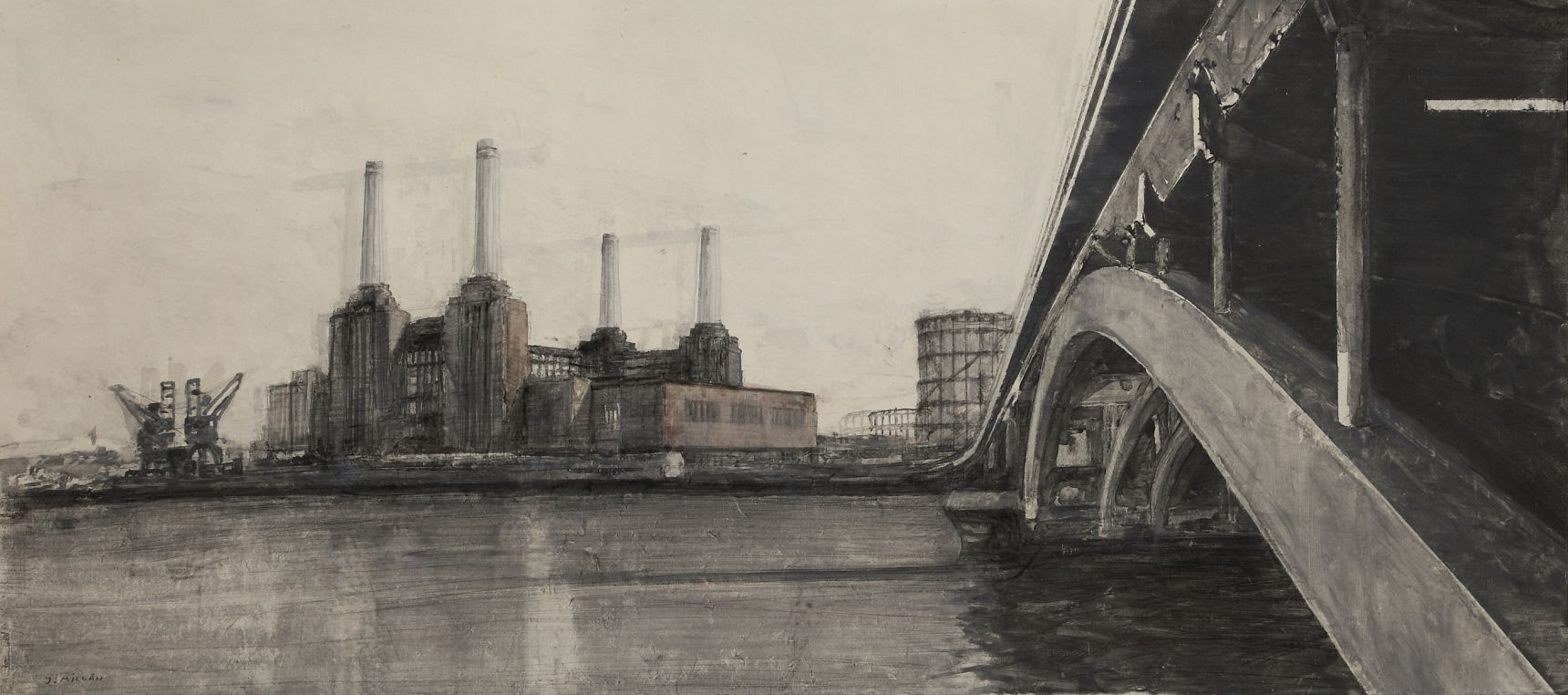 Battersea Power Station Londres (2016) - Joaquín Millán