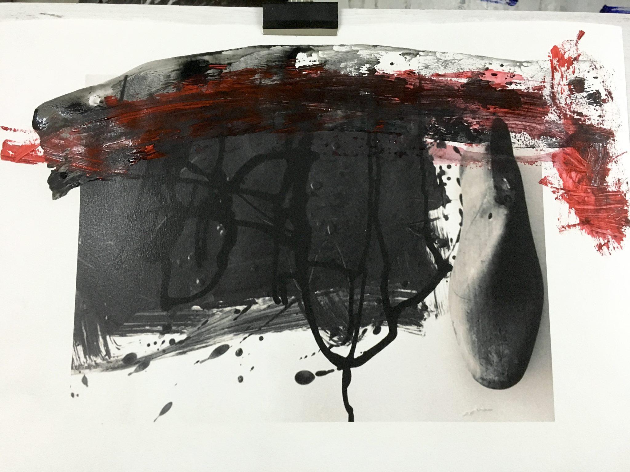ÂME ERRANTE (2) (2016) - Frederic Saint Pol - 20.0