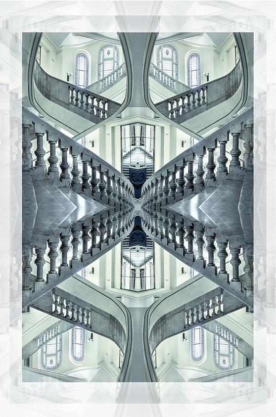 STAIRS 1 (2015) - Jesús M. Chamizo