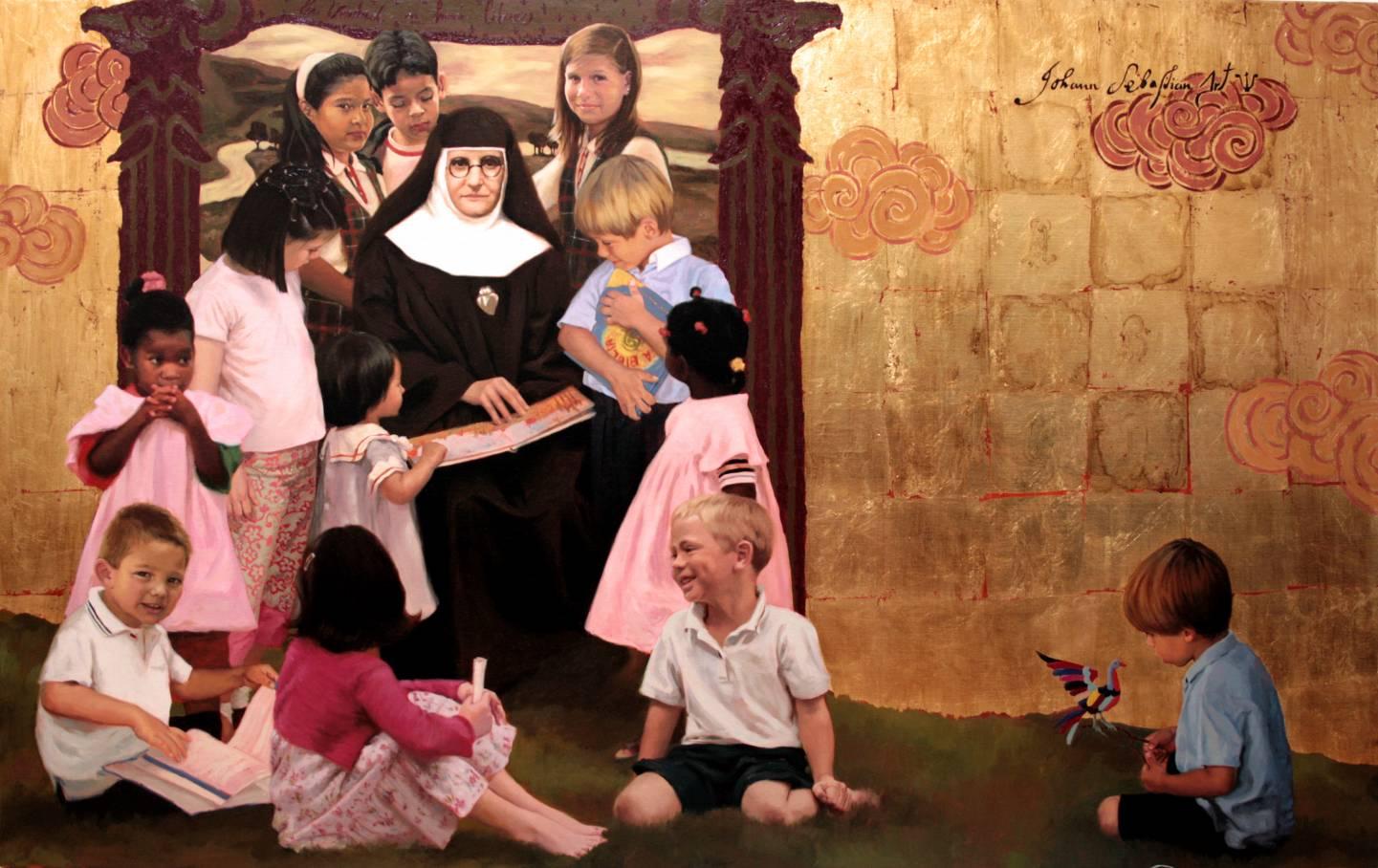Retrato de la Madre Trinidad