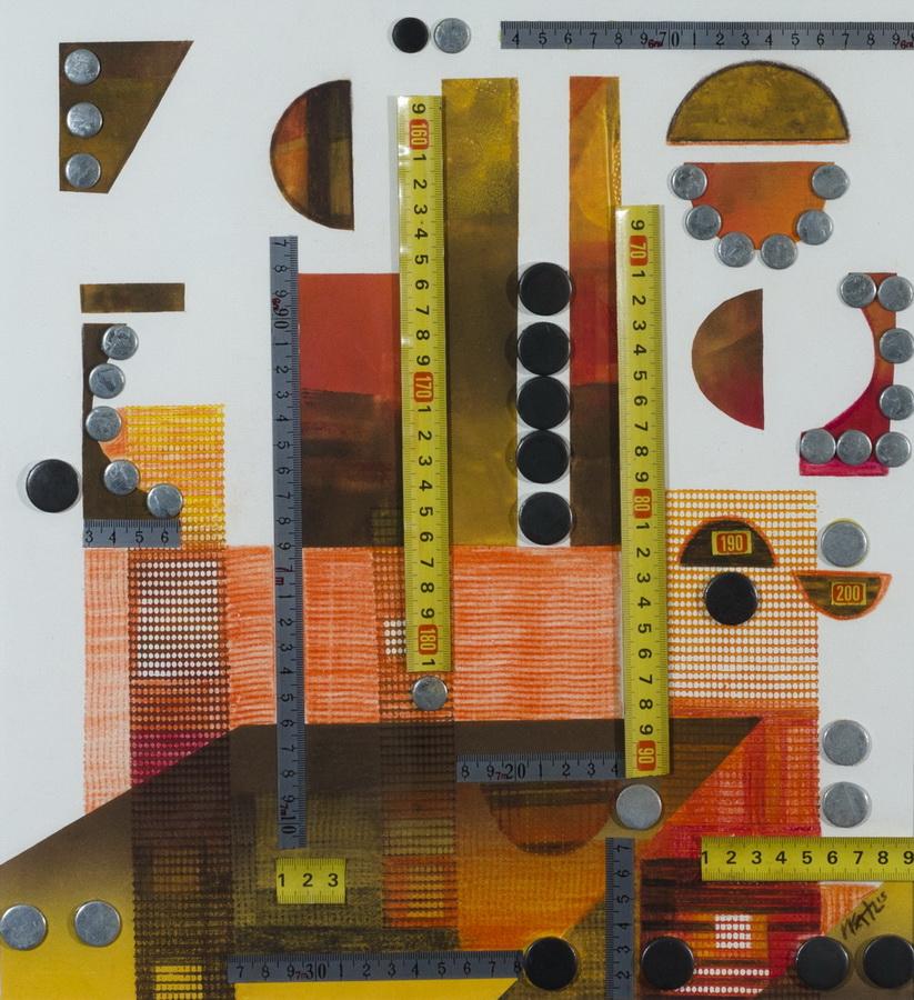 La Justa medida (2015) - Mónica Katz