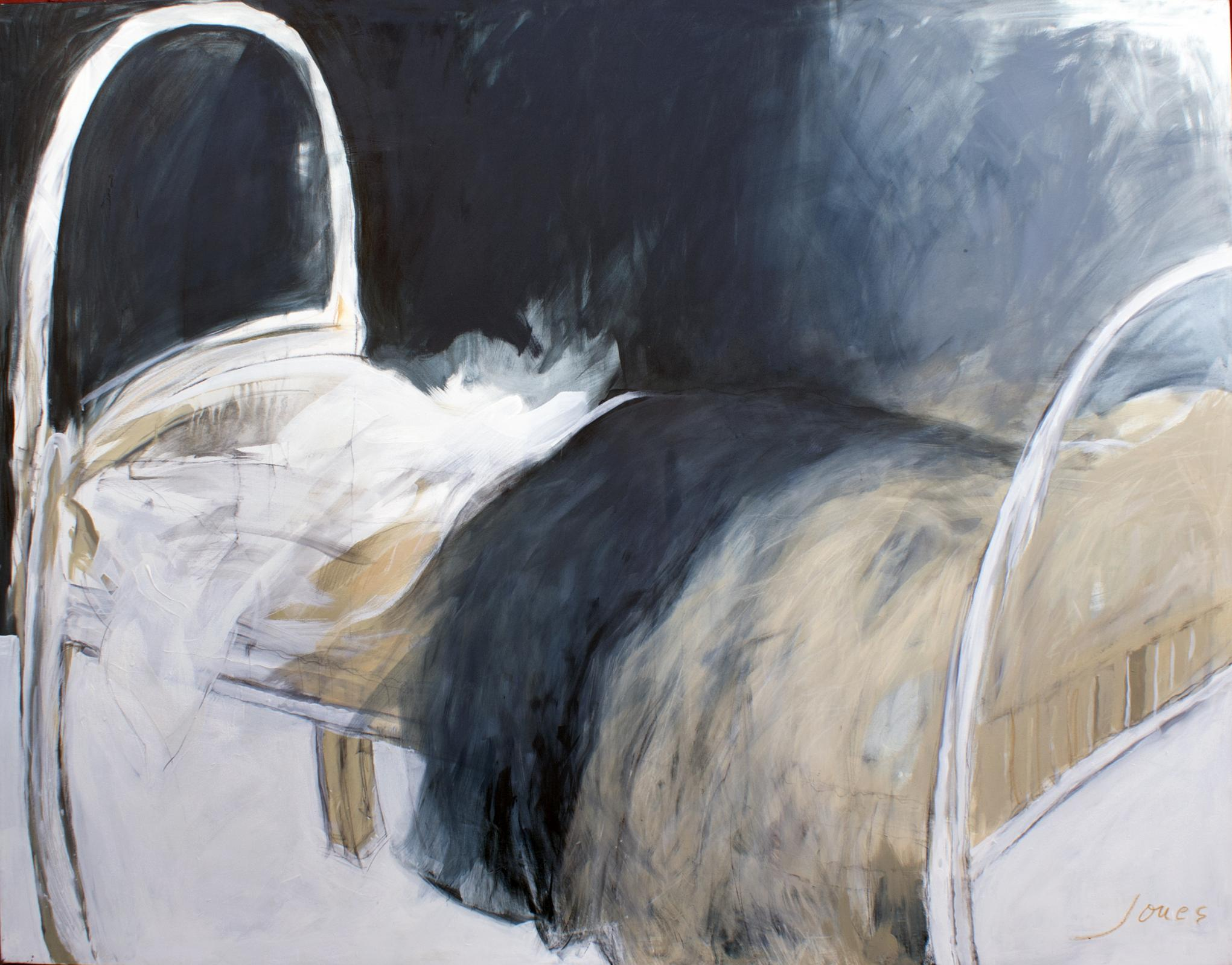 La cama (2014) - Virginia Jones