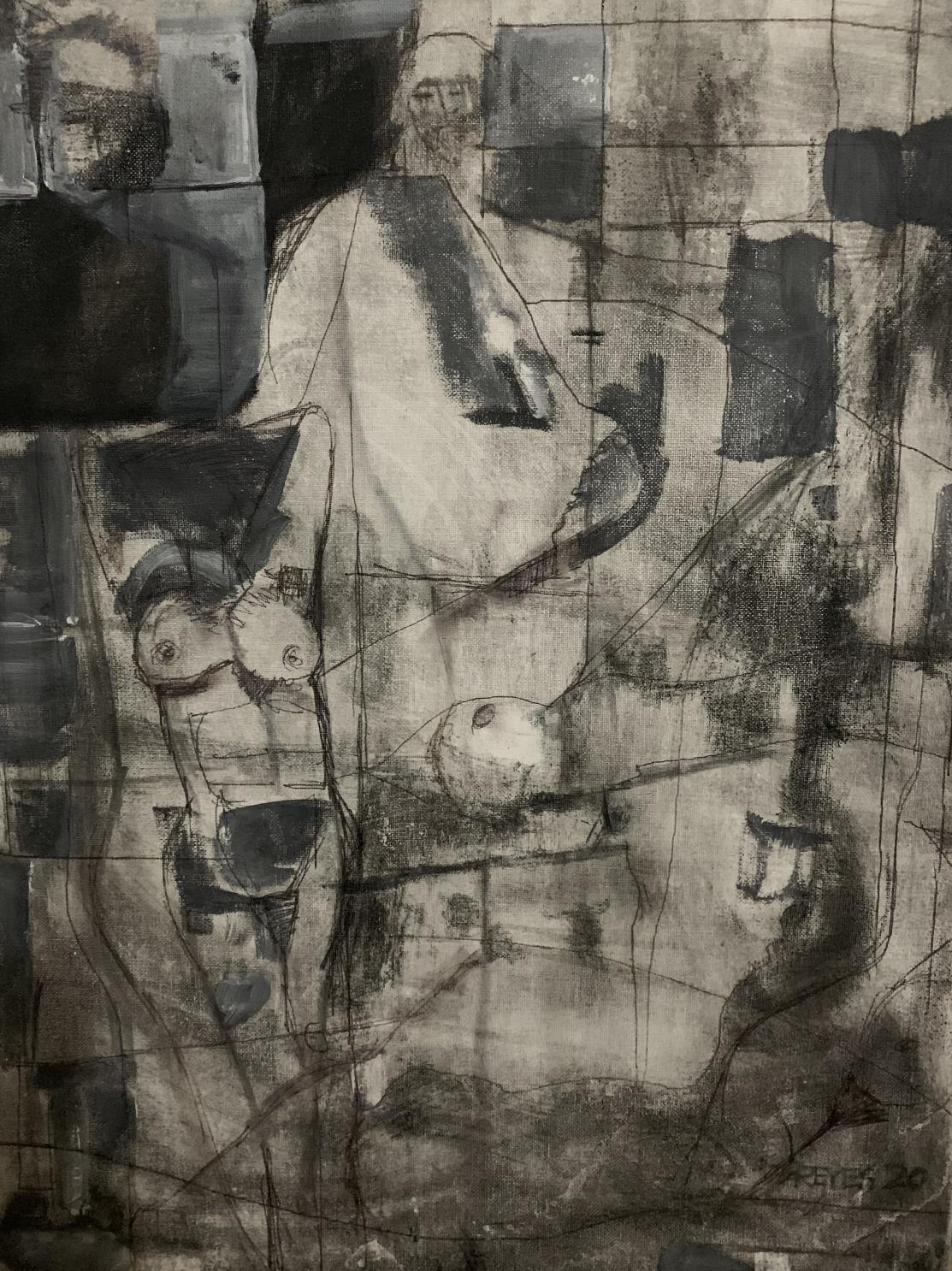 Retratos y Poses (2020) - Rigoberto Reyes Zelaya