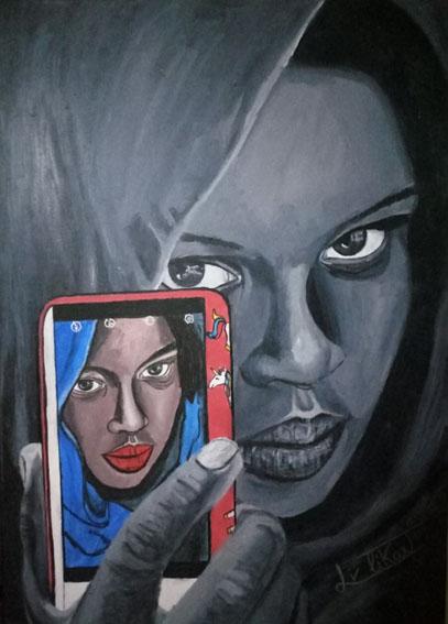 #selfie (2018) - Mirian Núñez - Liv Likart