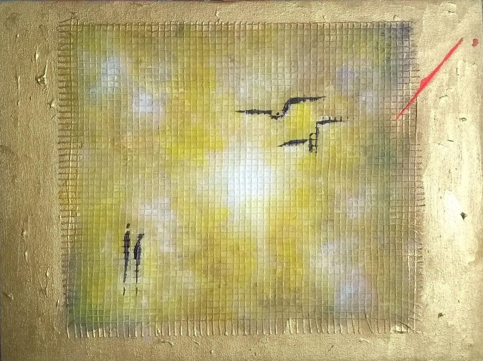 Sueño dorado (2019) - Juan Ignacio Cazabet - CazArt