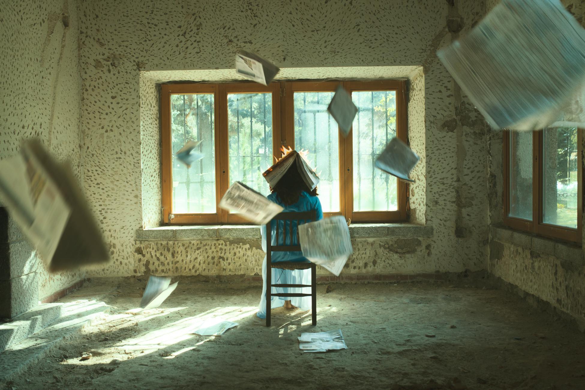 Desinformación /Misinformation (2020) - Tania Olby