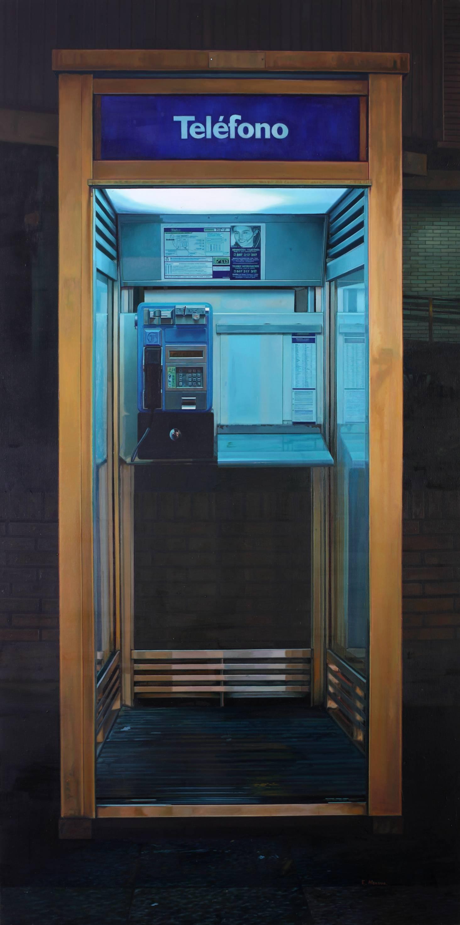 Teléfono (2010) - Eduardo Alsasua