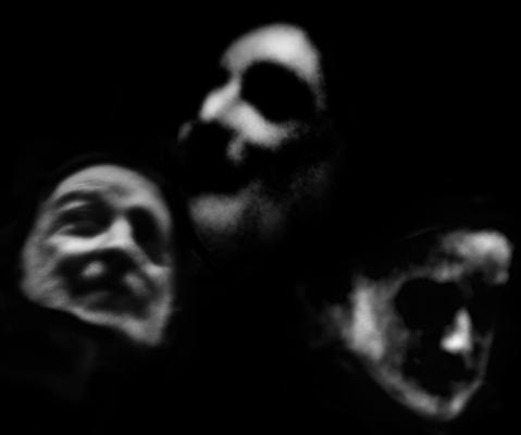 """de la serie Anomia """"Alberto, Garcia y Alix III"""" (2017) - Leticia Varela"""