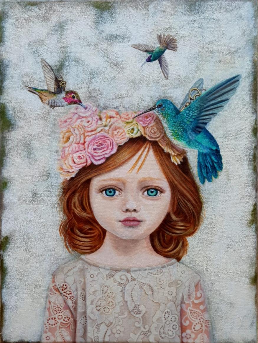Colibries (2019) - Roxana Tejada