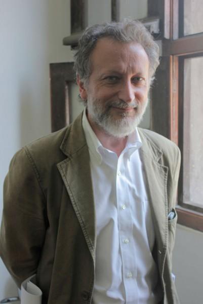 Roberto Farriol. Cortesía Facultad de Artes Pontificia Universidad Católica de Chile