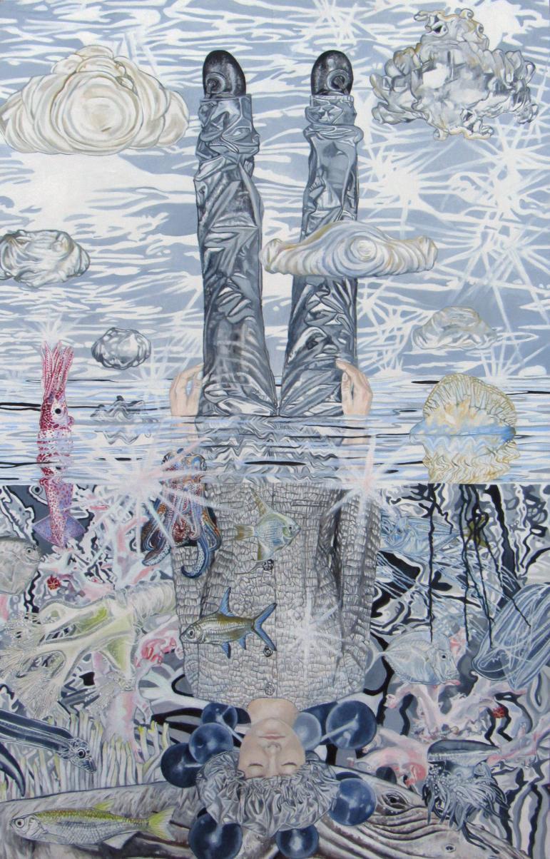 El ahogamiento (Plata) (2019) - Eva Nordholt