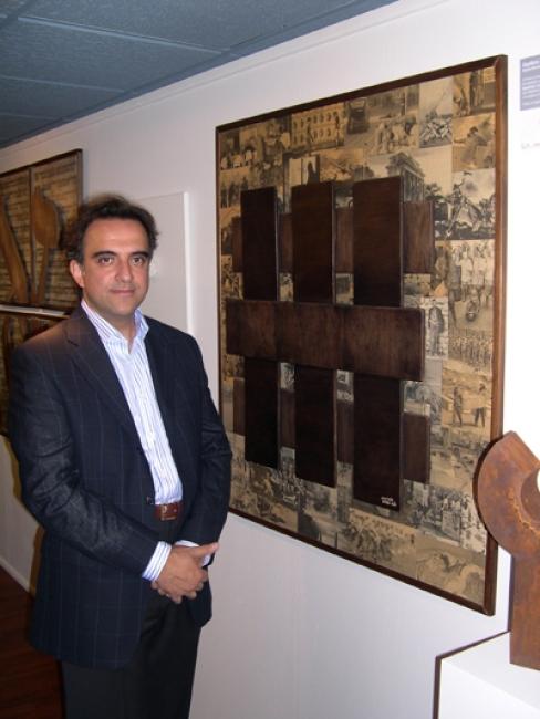 Moisés Bentata - Exposición Revellín de San Pablo - Día Int. Museos, Ceuta 2010