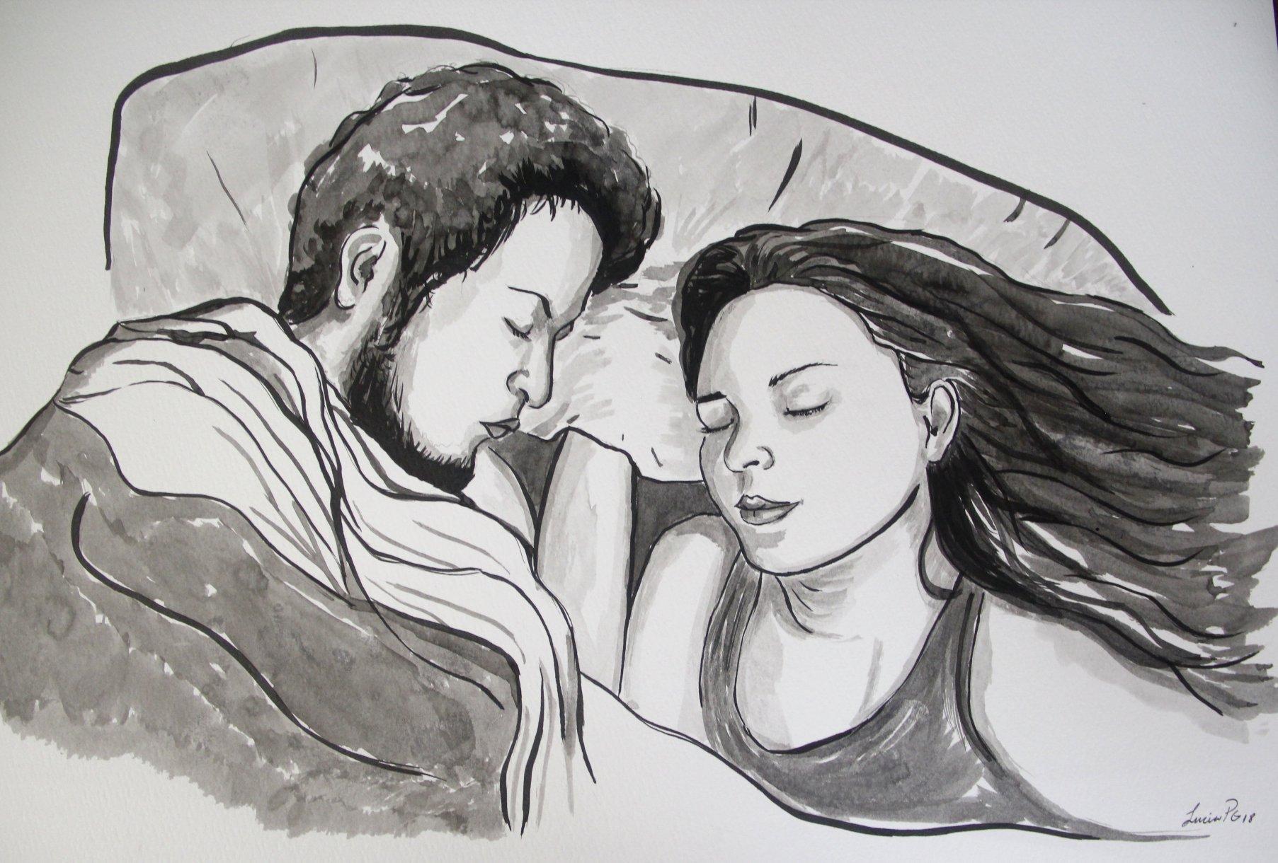 Dormidos (2018) - Lucía Portocarrero Guzmán - Lucia PG