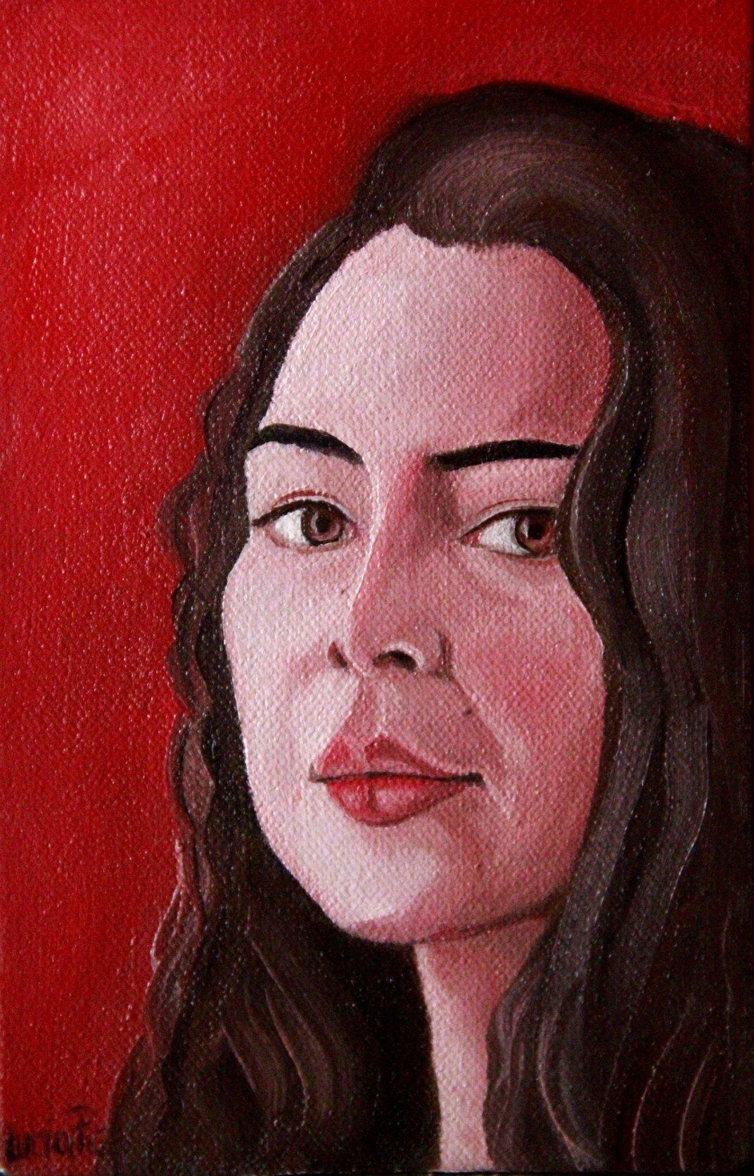 Autorretrato (2016) - Lucía Portocarrero Guzmán - Lucia PG