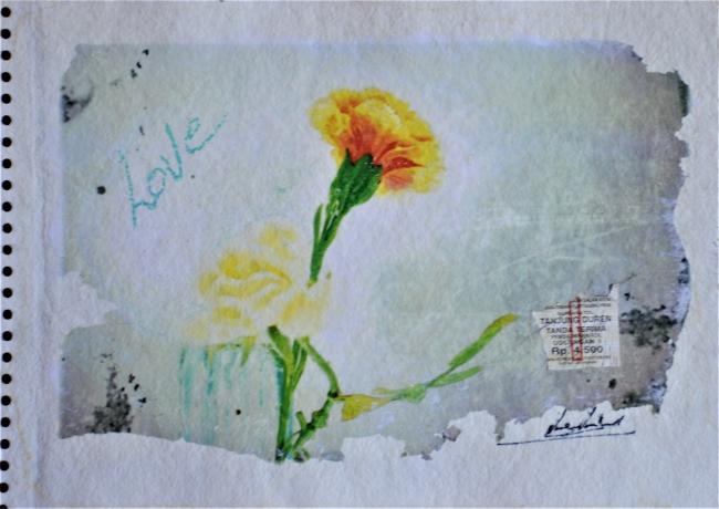 La flor en mi camino