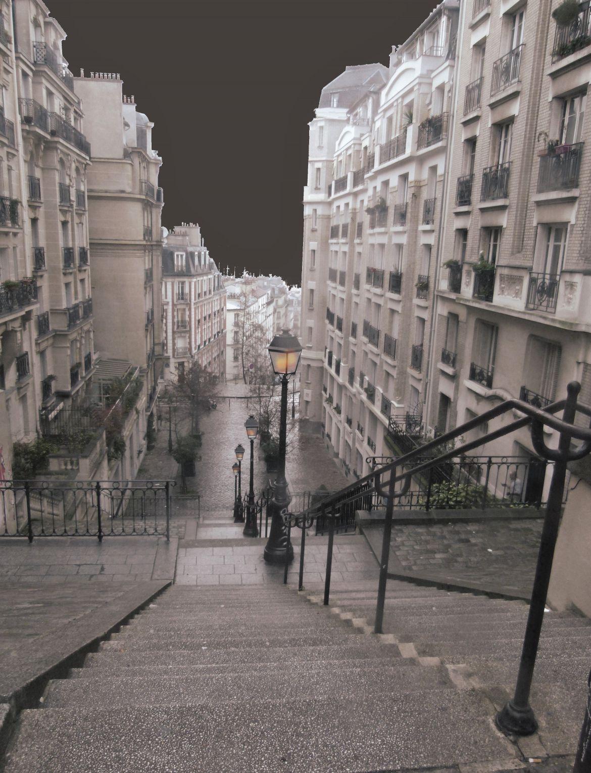 Bajo el cielo de París (2010) - Nando von Darder