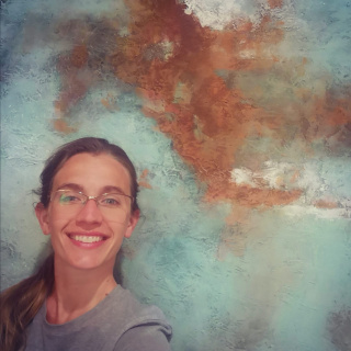 artista Gabriela de la Serna