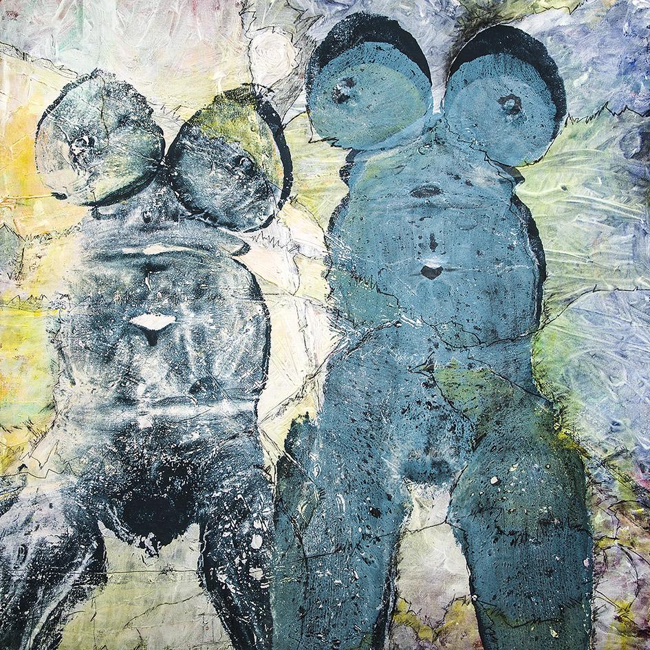 Rastros y vínculos (2015) - Enric Servera