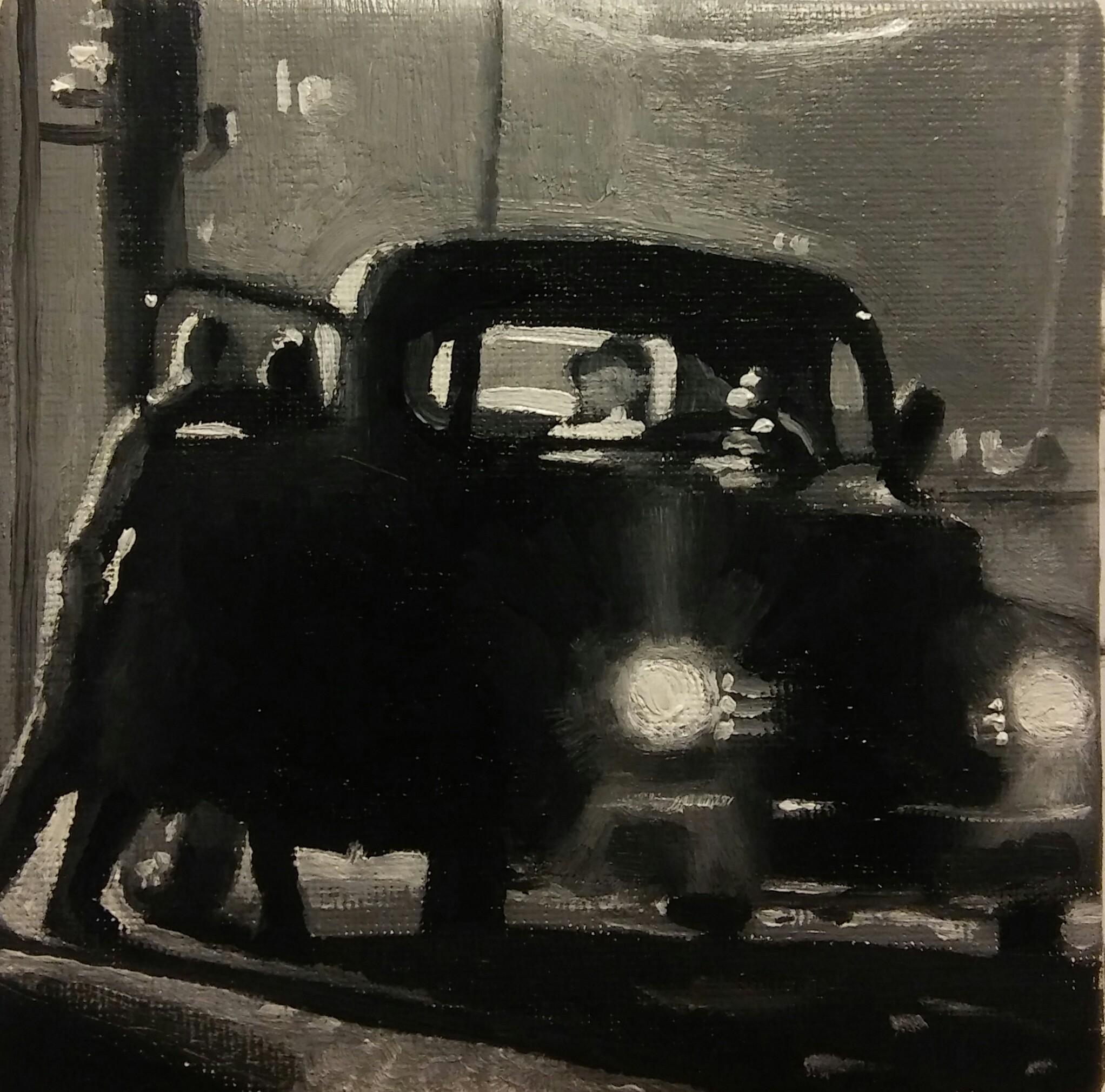 """""""Mínimo II"""" (2016) - Paco Sanguino"""