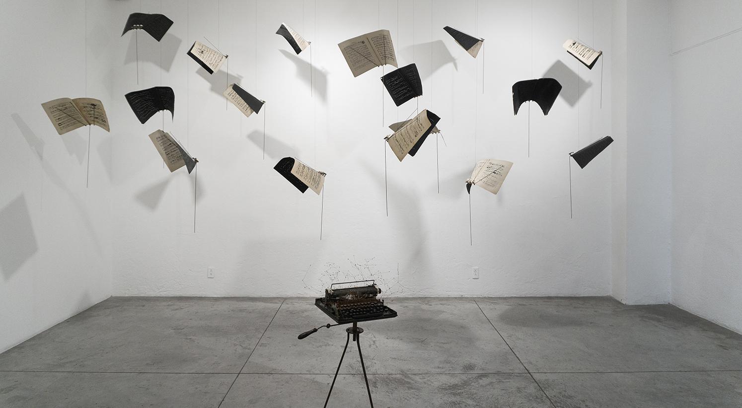 Puntos Luminosos, Verso IV (2017) - María Edwards