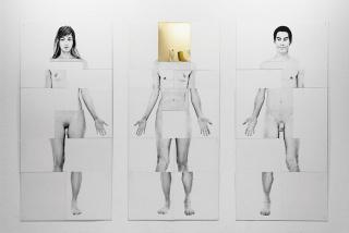 Rompecabezas «Instalación interactiva que explora y posibilitan distintas combinaciones del cuerpo»  INSTALACIÓN / PERFORMANCE / VÍDEO