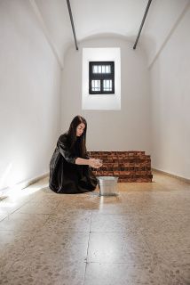 EL MURO DE JABÓN ¿Te lavas las manos?, 2019 MENCIÓN ESPECIAL EXILIO