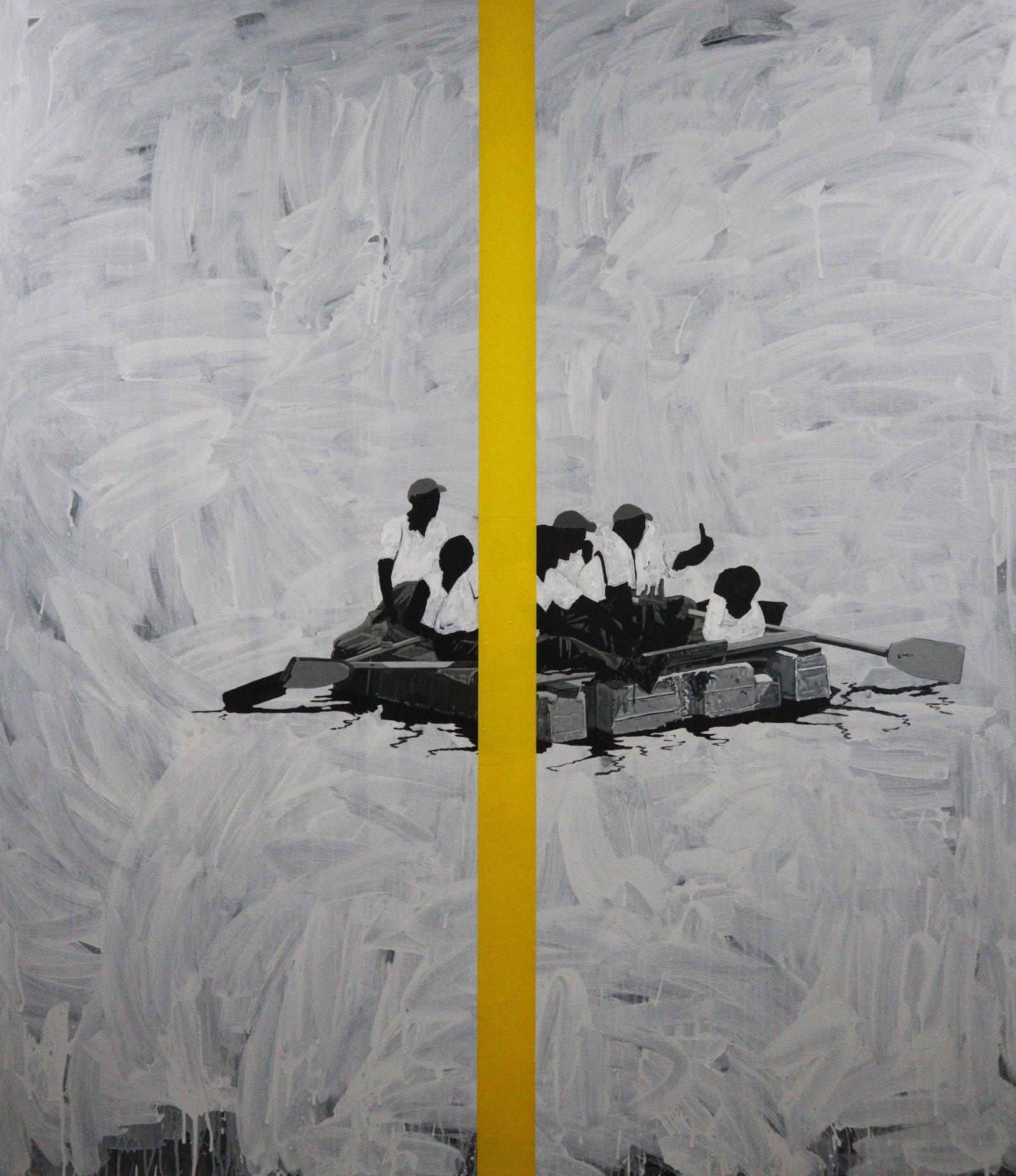 balseros (2020) - Leo Moyano