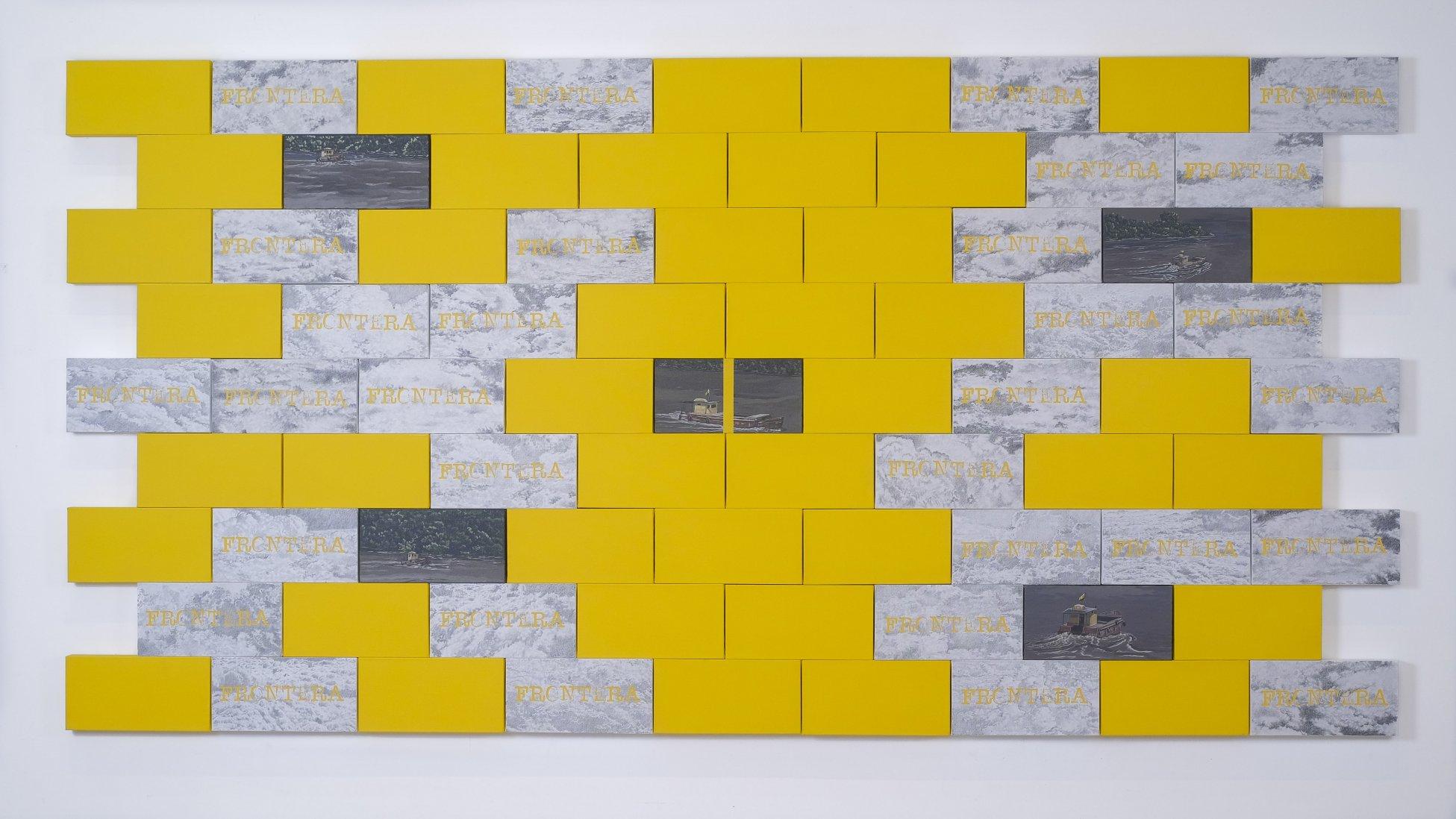 frontera (2018) - Leo Moyano