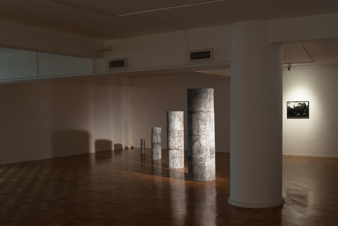 ereção para o escuro (ontogênese) (2015) - Raquel Versieux
