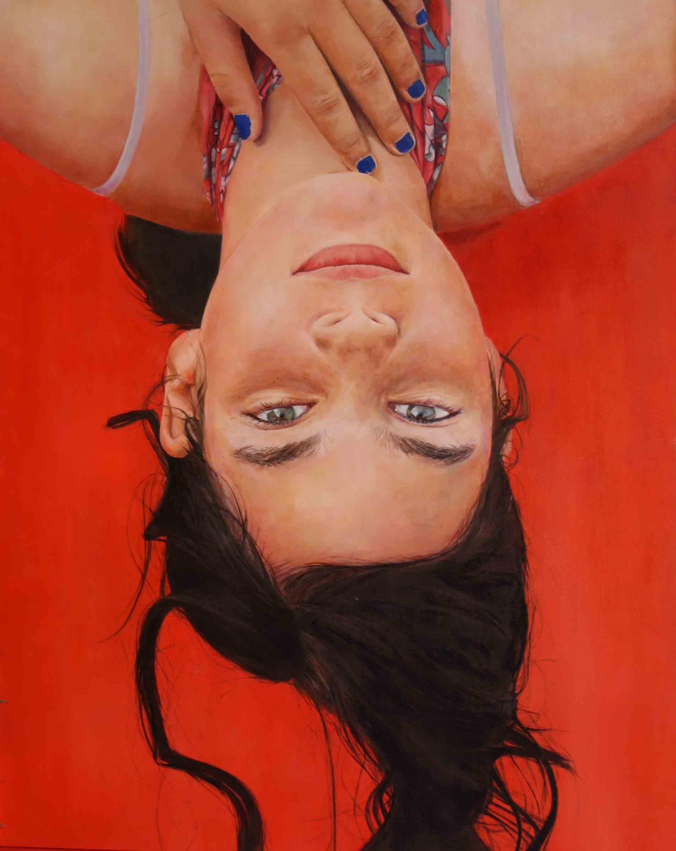 """Mi Mundo al revés"" (2011) - Tania Sánchez Ortiz - Tania S. Ortiz"