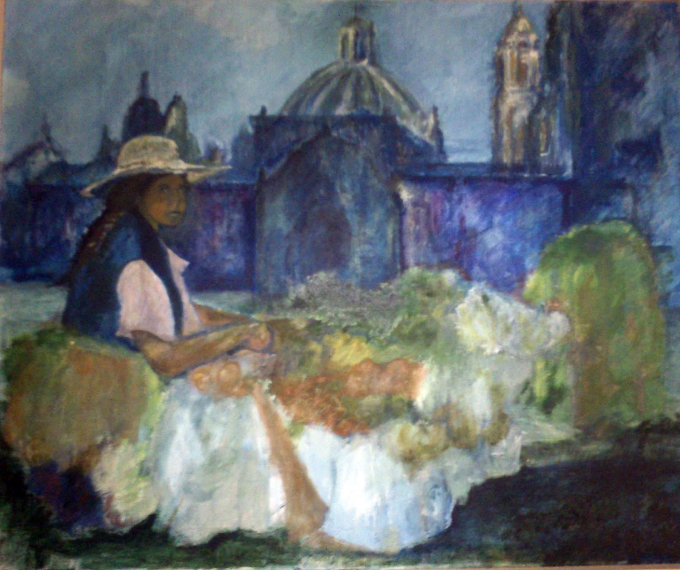 Sin título (2001) - Mara Sánchez Llorens
