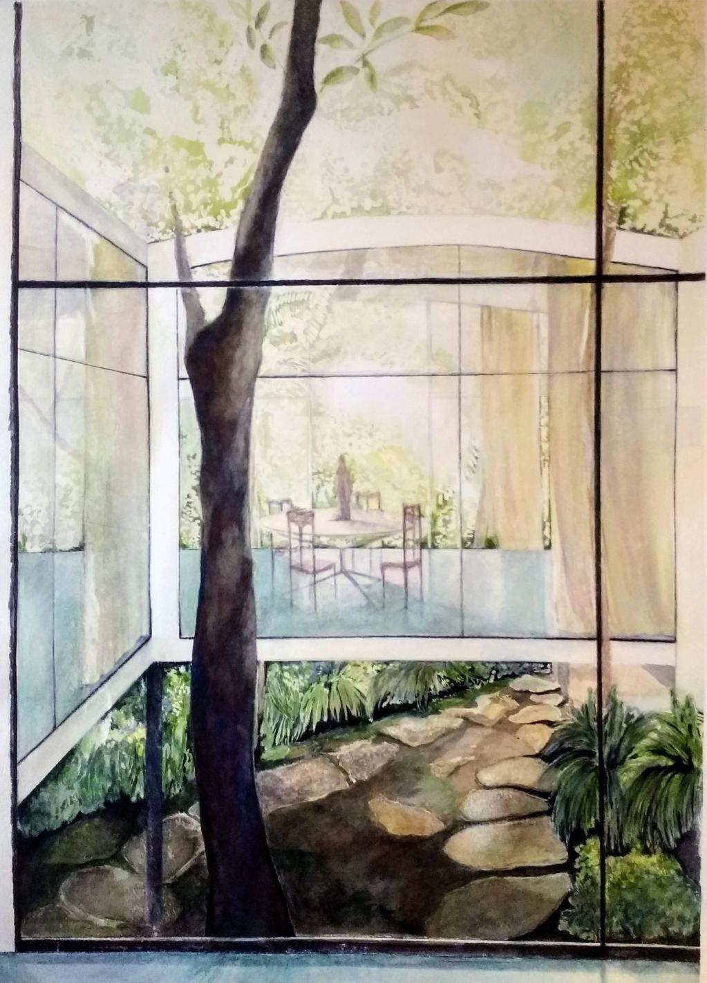 Casa de Vidrio_03 (2018) - Mara Sánchez Llorens