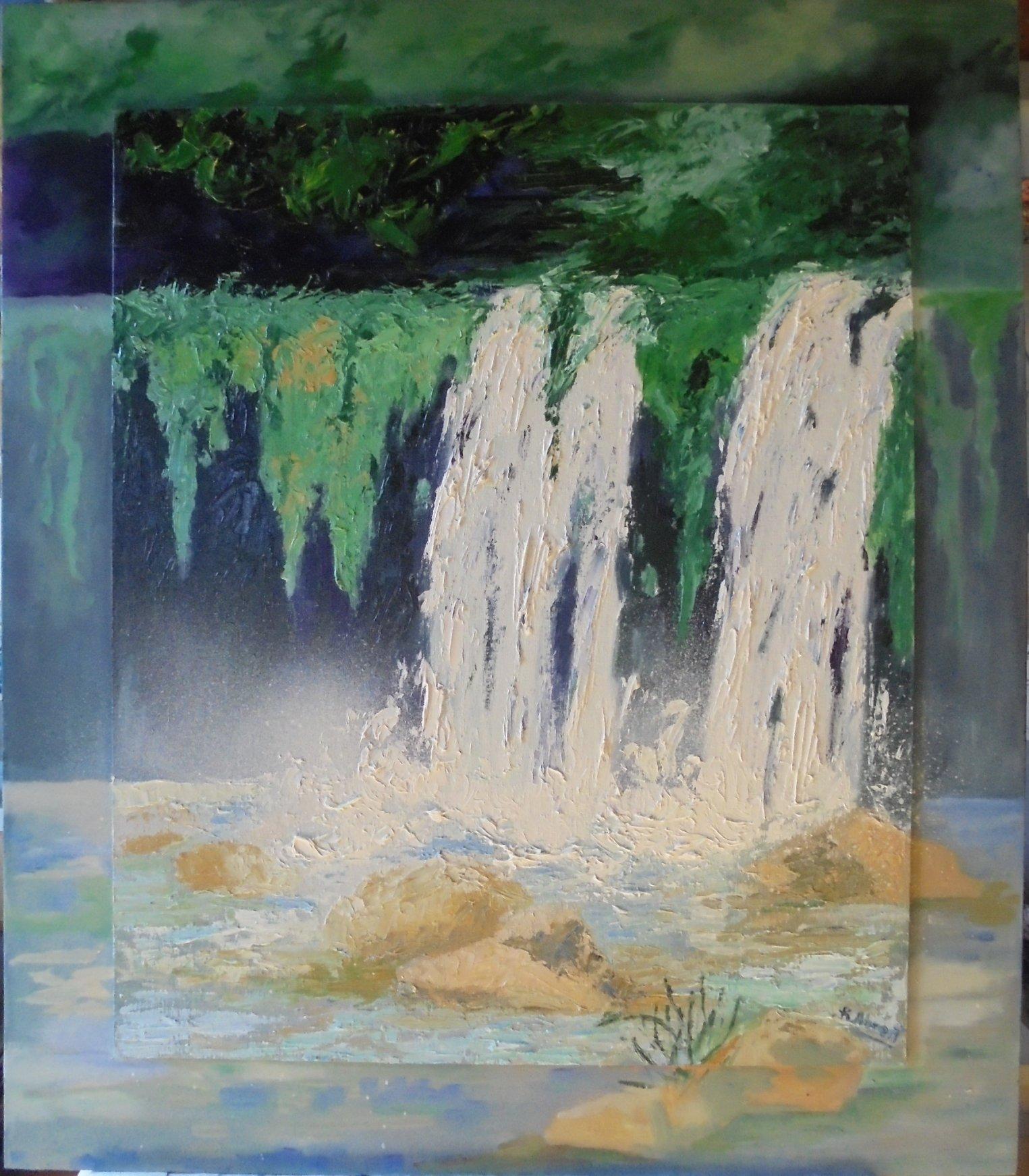 Cascada (2015) - Rocío Ahnert