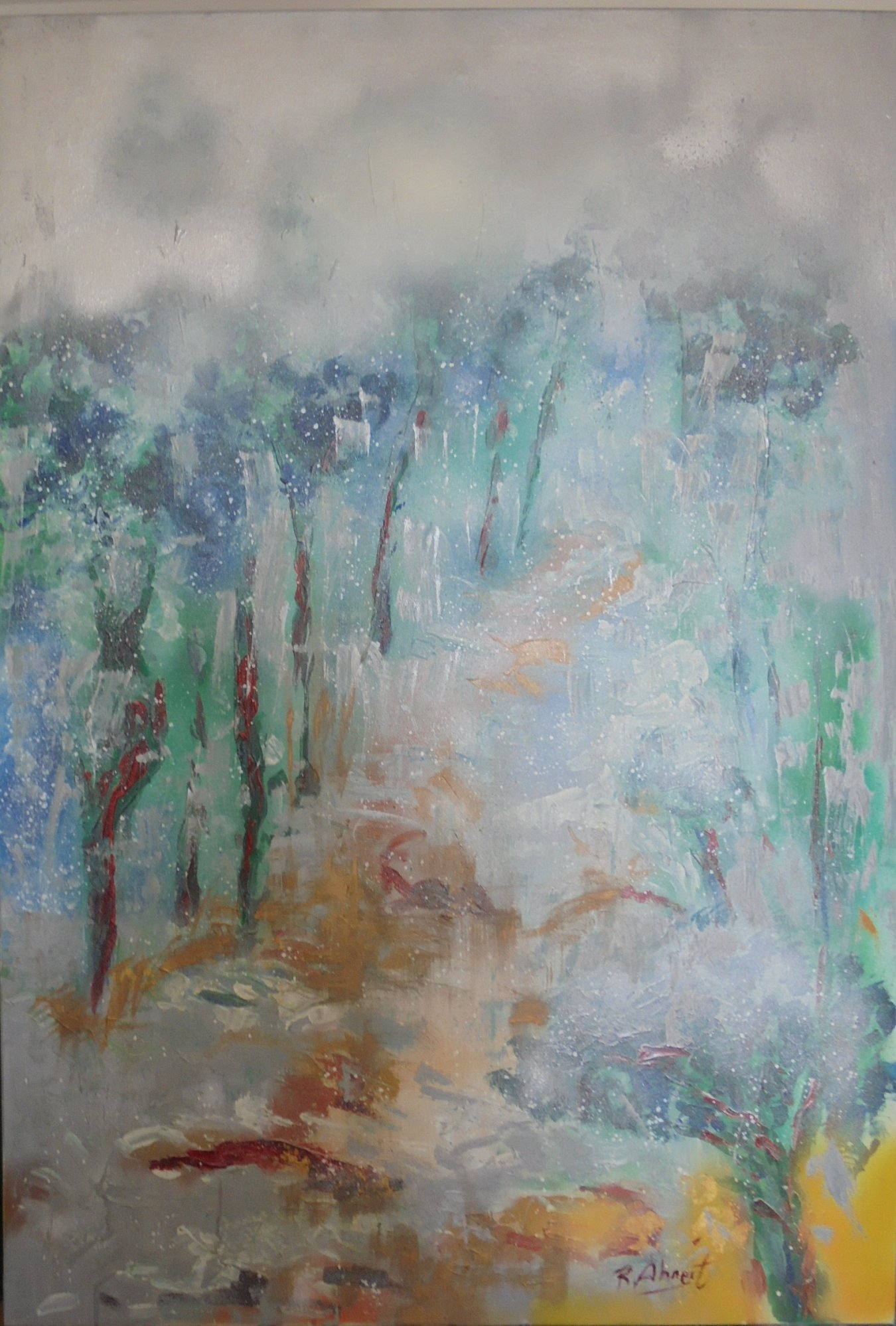 Nieva (2015) - Rocío Ahnert
