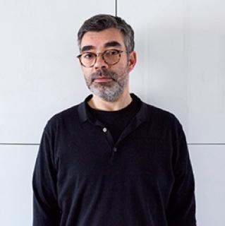 Retrato de Sérgio Fazenda Rodrigues — Cortesía de la Galeria Belo-Galsterer